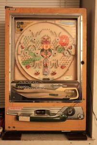 1960's Era Pachinko Machine