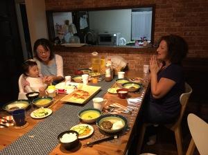 Nayeong and baby May