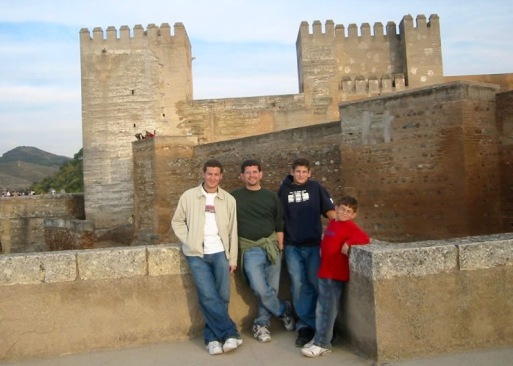 Alcazaba Fort Boys